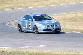 Trofeo GT Junior Blue Car