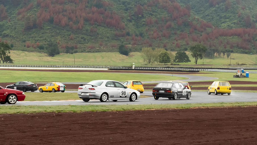 Trofeo Series Racing Cars