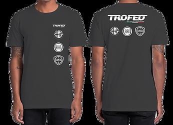 Grey Trofeo T-Shirt