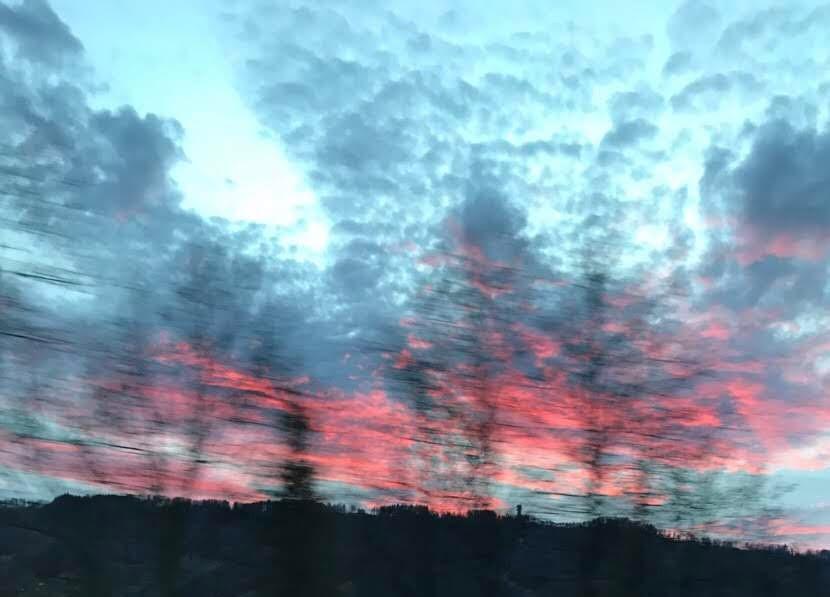 Sunset Uetliberg
