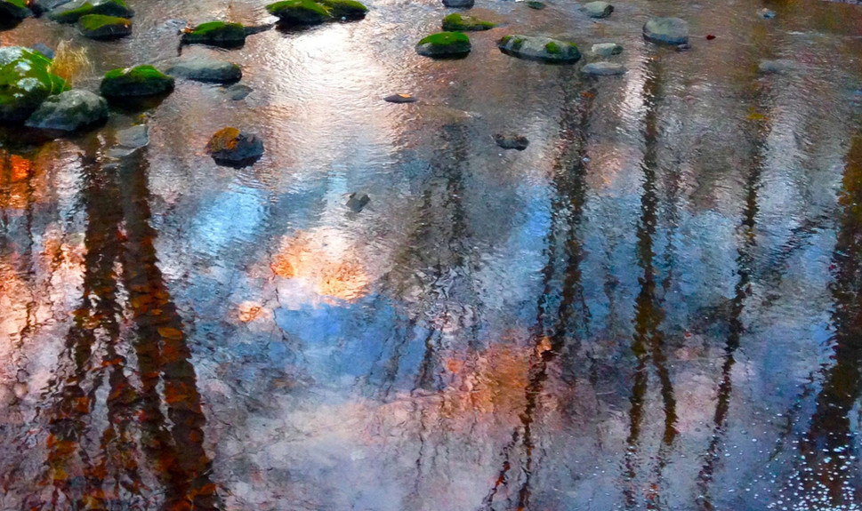 Sky, Stones and Water
