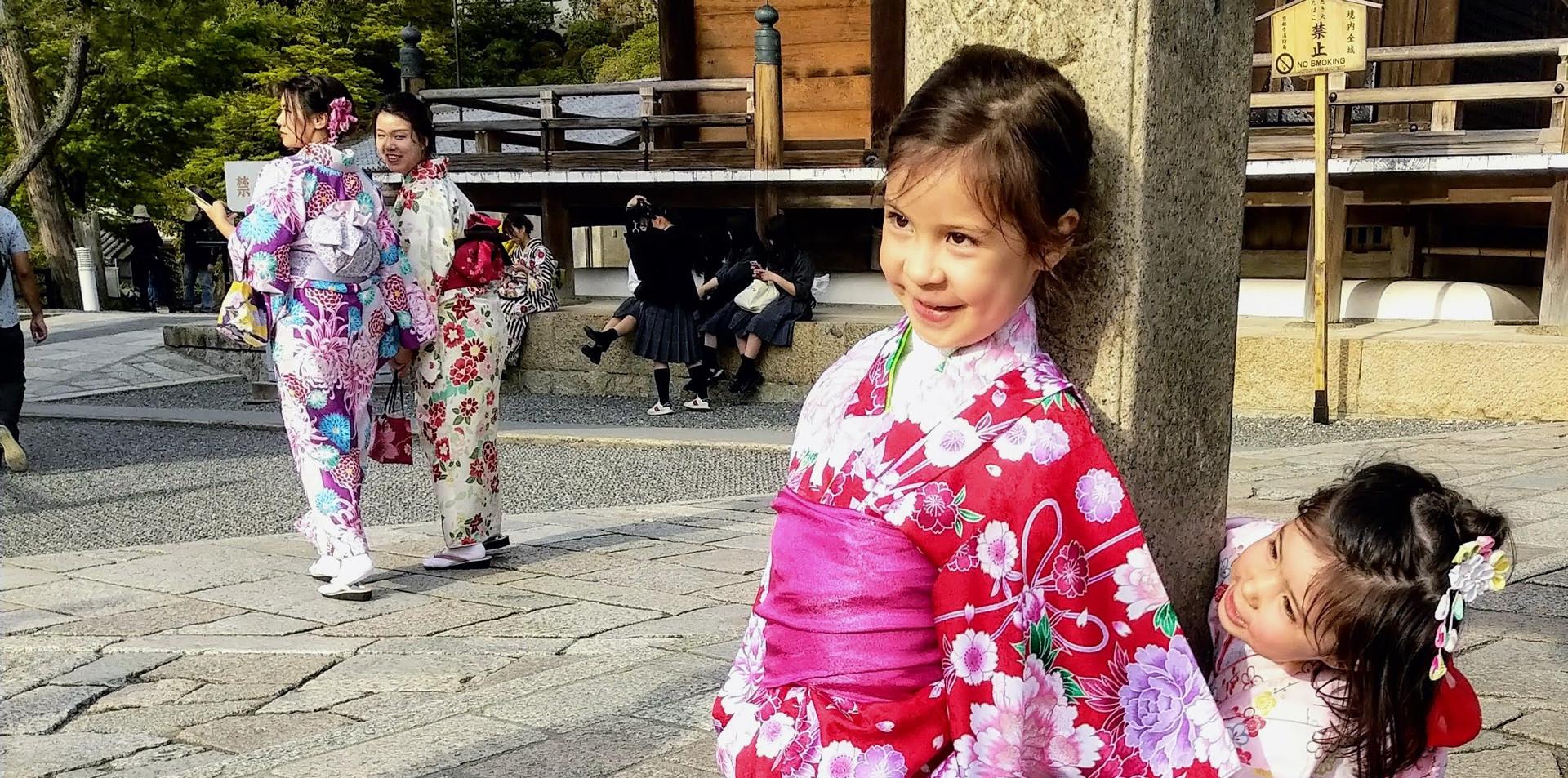 Geishas young, and geishas beautiful