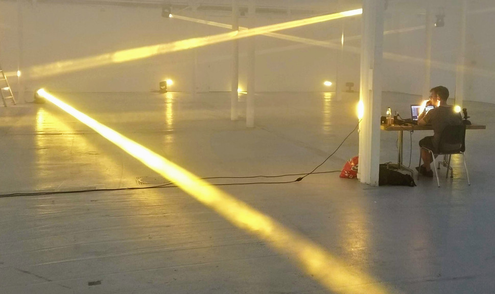 Light Playing