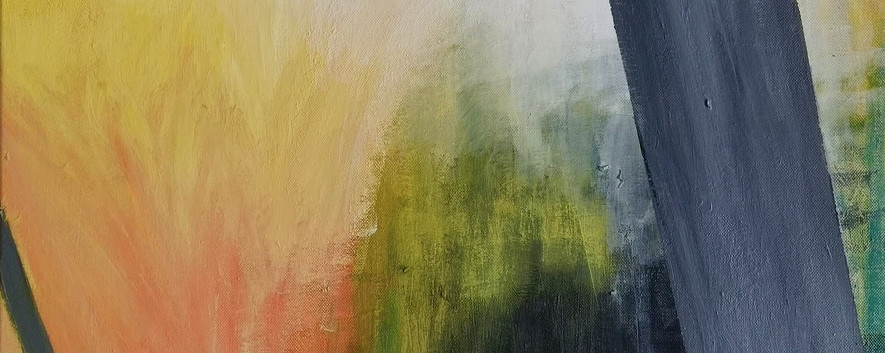 Abstraction III - Looking In 2019