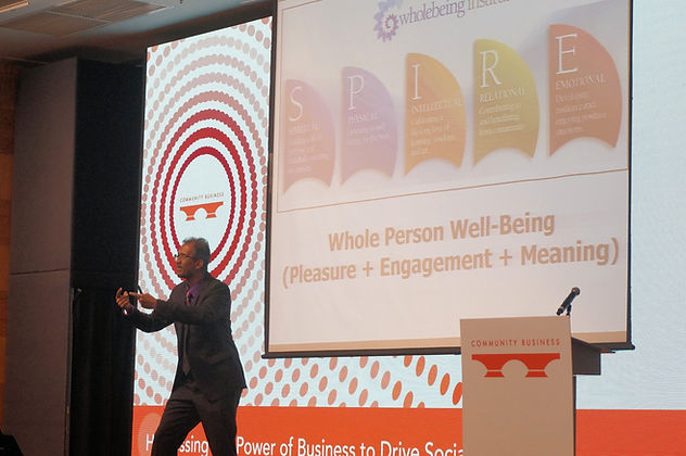 SPIRE Wellbeing for Managers