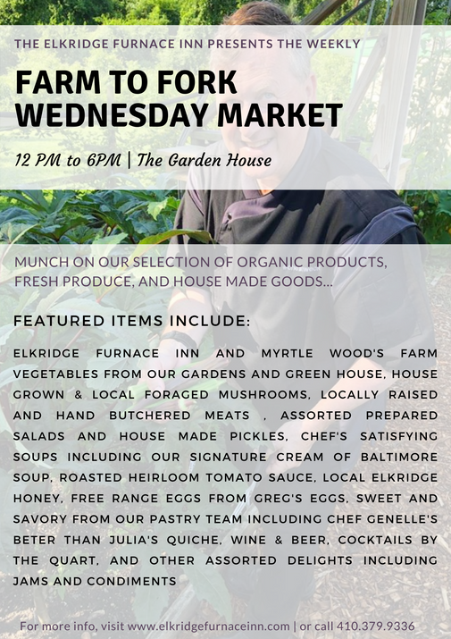 Wednesday Farmers Market