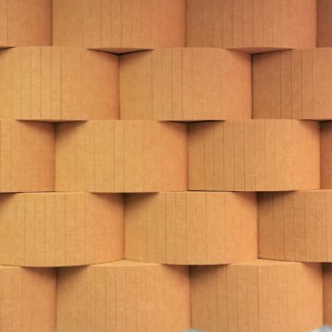 Pilo Acoustical Tile, 12 pack
