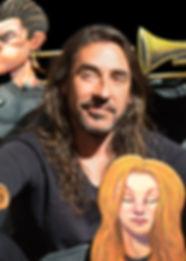 Juan Picó. Compositor y director de la Sala Títere