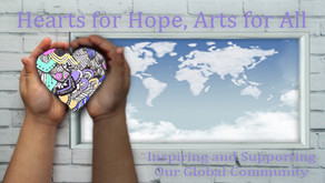 It's Time to Create HeArts for Hope!