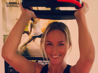 Mia Schyllert - Vårt nya instruktörs tillskott!