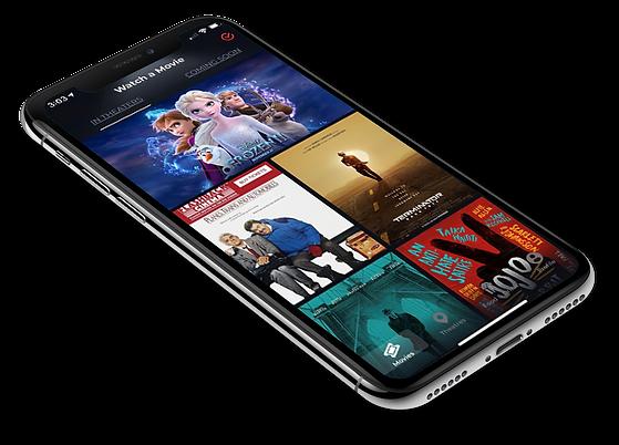 cinemaONE App