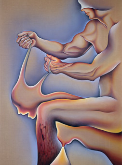 Judy Chicago, ReViewing PowerPlay