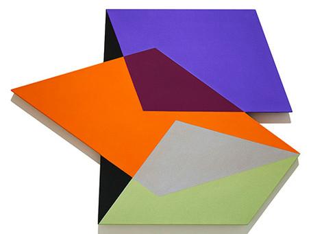 Mokha Laget's 'In Shape, In Color' at David Richard Gallery, Santa Fe