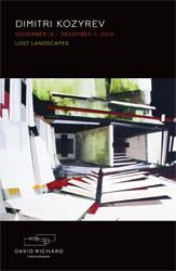 """Dimitri Kozyrev """"Lost Landscapes"""""""