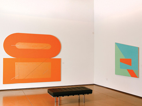Bent Perimeters: The 'Shaped Canvas' and Abstraction, 1960s to Today