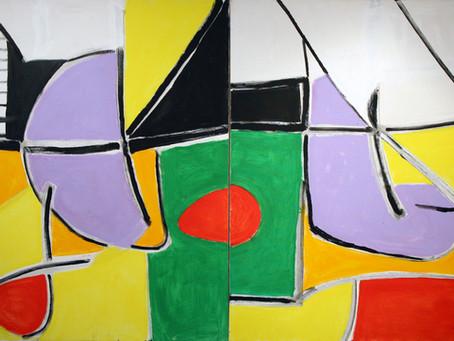 """Beatrice Mandelman """"Music in the Garden"""""""