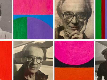 James Kelly Paintings From 1964-1967