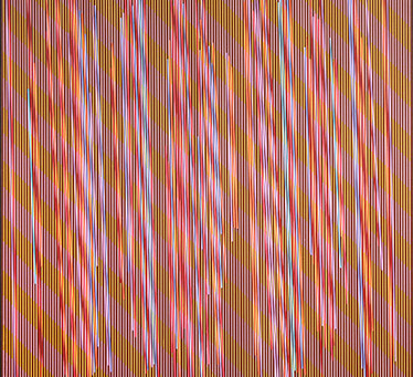 Julian Stanczak: Dynamic Fields at David Richard Gallery