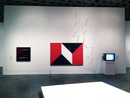 Postwar Art Gets a Nervy Makeover