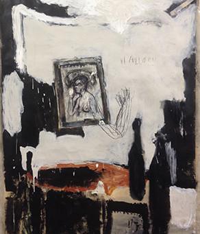 Edge:  Contemporary Figurative Paintings