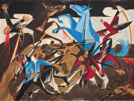 How Jacob Lawrence Used Art to Correct the Historical Record