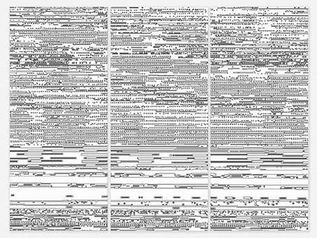 John Vokoun's horizons / structures at David Richard Gallery - Press Release