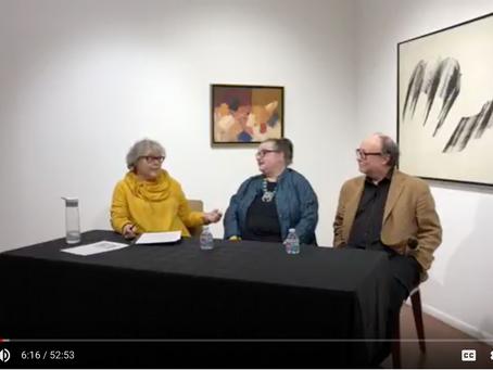 Gallery Talk: Una Dora Copley, Scott Jeffries & Kathryn M Davis