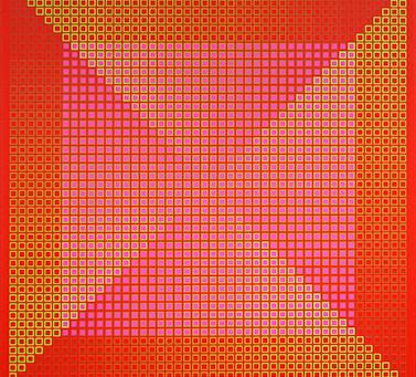 Julian Stanczak at David Richard Gallery