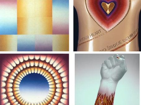 """Judy Chicago """"Material Girl"""""""
