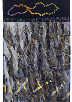 June Wayne (1918-2011) - The Tapestries: Forces of Nature and Beyond - Press Release