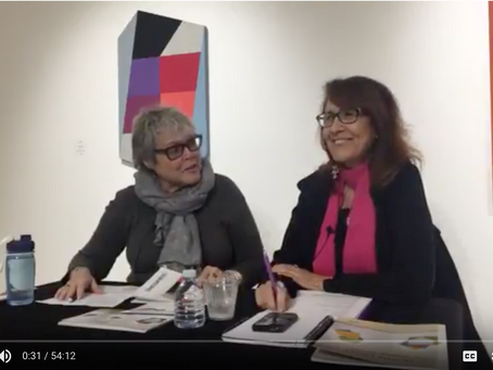 Artist Talk with Mokha Laget and Kathryn M Davis