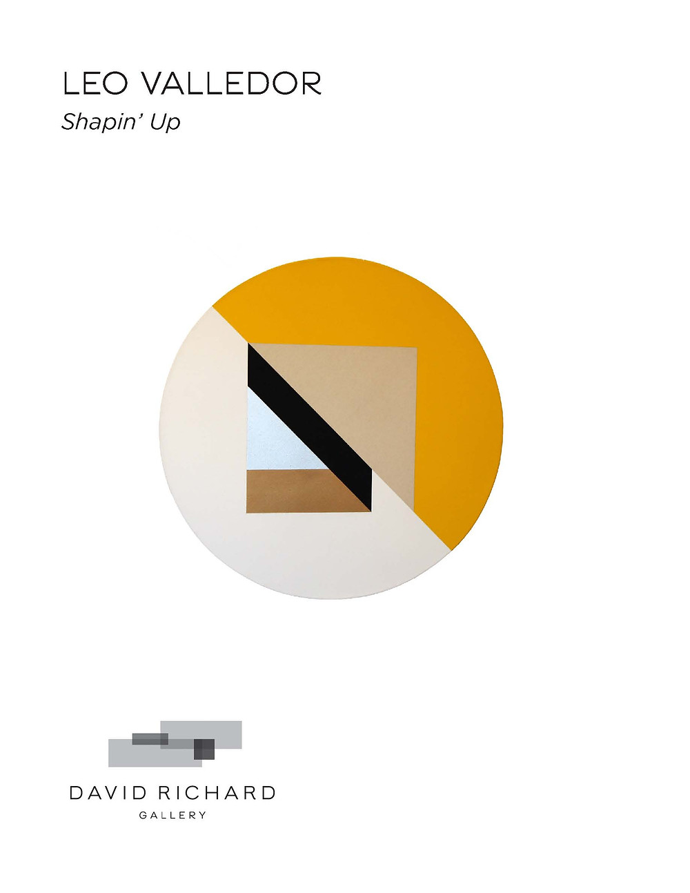"Leo Valledor ""Shapin' Up"""