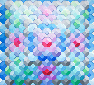 Systemic Pattern Painting - Press Release