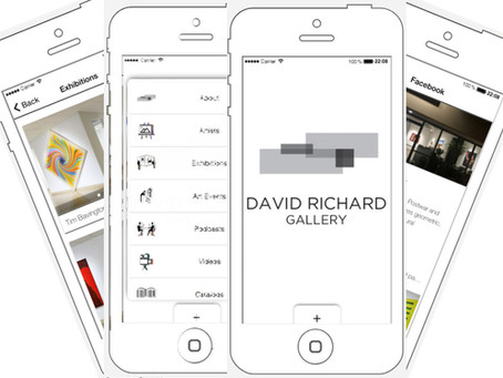 David Richard Gallery App