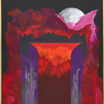 "Extend Exhibition - Sonia Gechtoff ""Forces of Nature on the Grand Stage: Paintings from 1988 to"