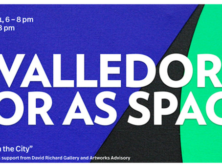 Leo Valledor: Color as Space