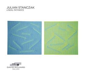 "Julian Stanczak ""Lineal Pathways"""