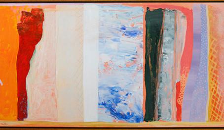 This Week's Featured Artist and Artwork at David Richard Gallery - Robert Natkin