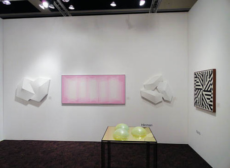 David Richard Contemporary at Palm Springs Art Fair  2012