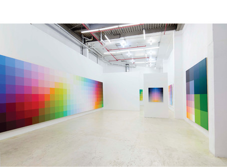 "Robert Swain ""Color: Theory and Affect"""