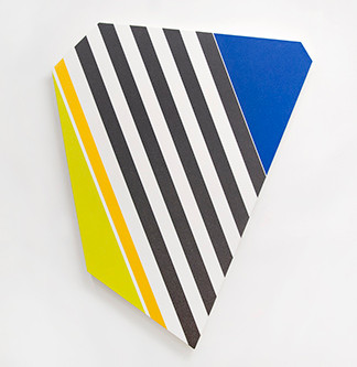 New Shaped Canvases and Recent Paintings by Jeff Kahm – Now Represented By David Richard Gallery