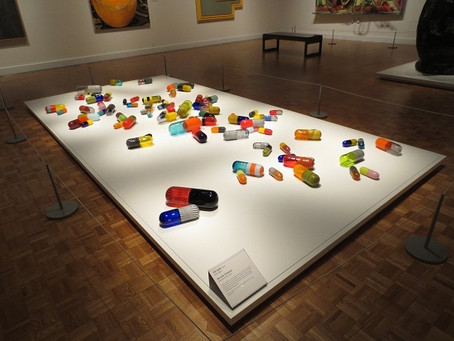DIA get dose of Big Pharma - Review of Beverly Fishman exhibition