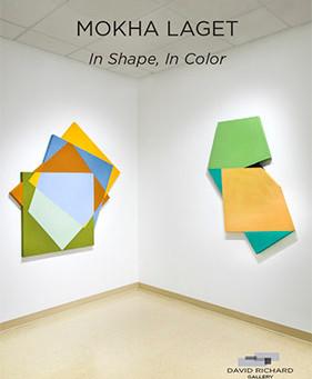 "Mokha Laget ""In Shape, In Color"""