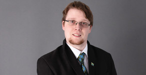 NL NDP announces Jordan Brown as candidate for Labrador West