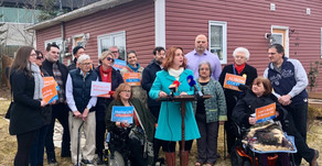 NDP plan puts people first: Alison Coffin