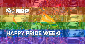 Show your Pride - Join the Parade!