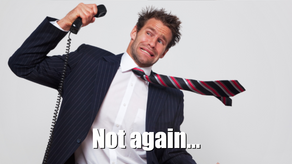 Why doesn't (M̶Y̶) cold calling work?