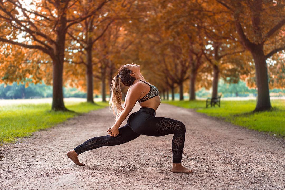 Virtual Power Yoga