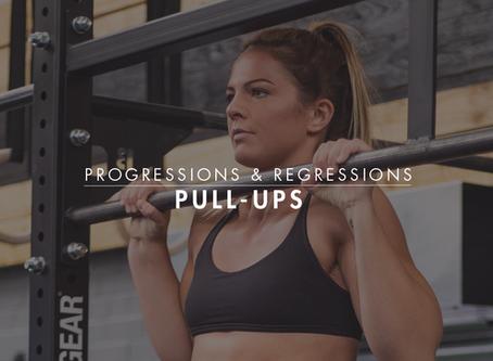 Progressions & Regressions    Pull Ups
