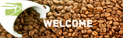 SH Coffees - Welcome